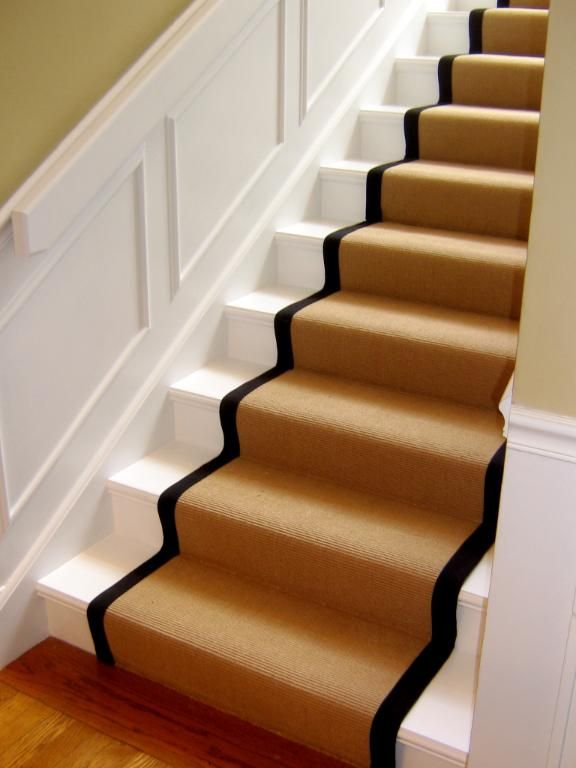Another Great Runner/wainscoting Combo