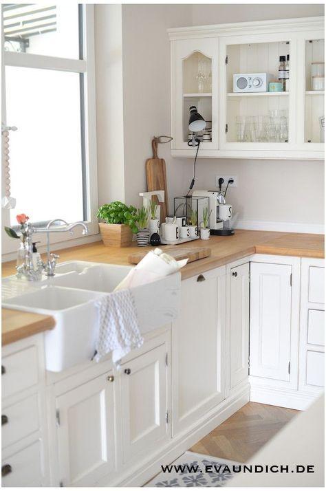 Ikea Küche Landhausstil Weiß