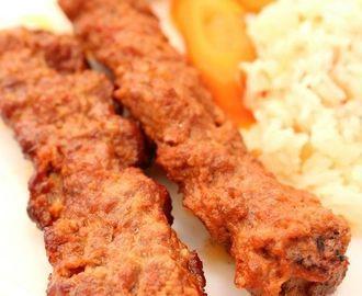 Przepis na turecki kebab – Adana Kebab