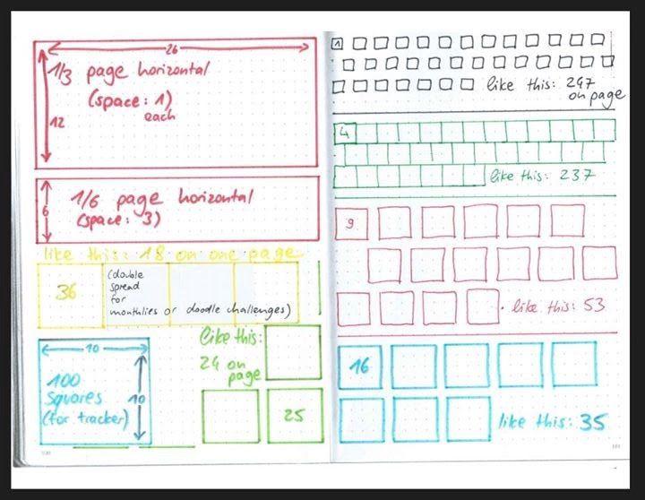 Dot Calendar Bullet Journal : Unique dotted bullet journal ideas on pinterest