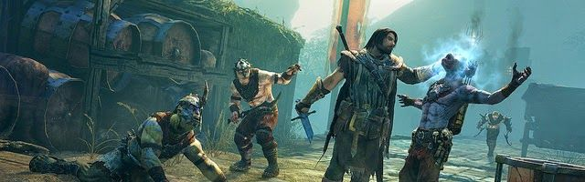 First-Hands-on-Impression-with-Middle-Earth-Shadow-of-Mordor  Middle Earth Shadow Of Mordor is the story of Talion a man with a very big blade and a few scores to settle. Having witnessed the death of his entire family at the hands of Sauron's ruthless armies, Talion is out to avenge those who killed his loved ones.   #PS4Games #PS3Games #PlayStationGames #LordOfTheRings #ShadowOfMordor