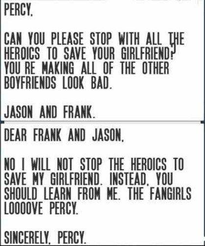 Percy Jackson Memes (Armita)