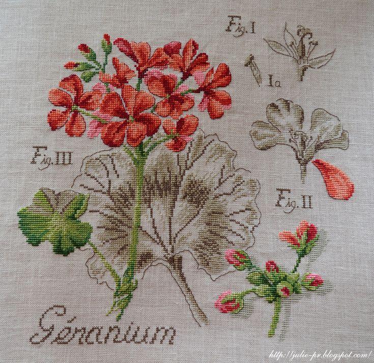 Etude+au+Geranium+Veronique+Enginger+Les+brodeuses+parisiennes.jpg (1200×1164)