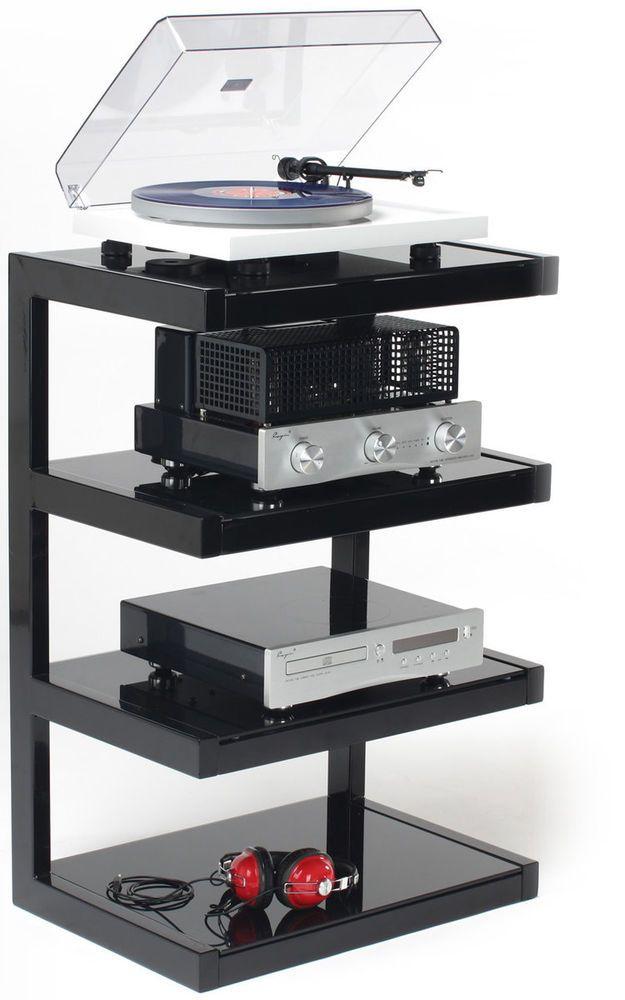 Meuble Hi-Fi NorStone Esse 02 - ARTICLE NEUF