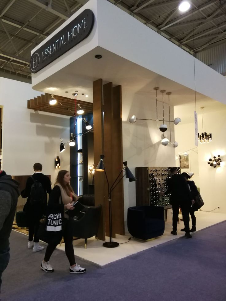 See how Essential Home and DelightFULL's Maison & Objet 2018 stand has been changing over the years. Find Essential Home in Hall 7, Stand E40-F39! |  www.essentialhome.eu