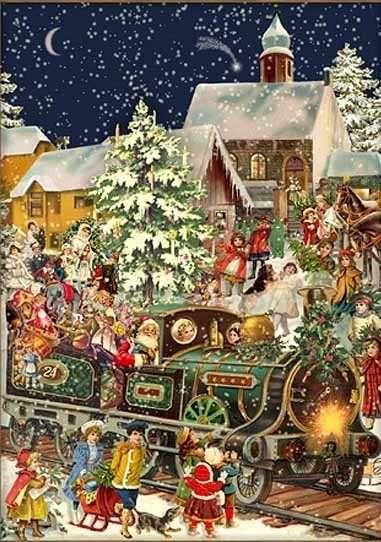 Son b ellisimos paisajes navideños para compartir en las redes o para usar como fondo para tus saludos de nochebuena. Compartelos en faceb...