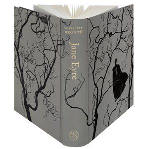 The Folio Society's edition of Jane Eyre by Charlotte Bronte, Introduced by Emma Donoghue & Illustrated by Santiago Caruso