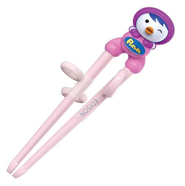 Trainning Chopstick Pororo Pink    Condition  New      Chopsticks have been an essential part of Asian culture for centuries. Is there any easy method for parents to teach their children how to use chopsticks in the correct form and technique. Training chopsticks take the stress out of teaching.  Contact Letima House Baby Shop : Text & Whatsapp: +62-877-8080-6878  Blackberry Pin : BBM: 512B5D2E / 74B97998