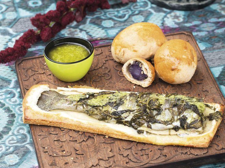 Ryby i warzywa w solnych okopach  http://kukbuk.com.pl/przepis/1761,ryby-i-warzywa-w-solnych-okopach