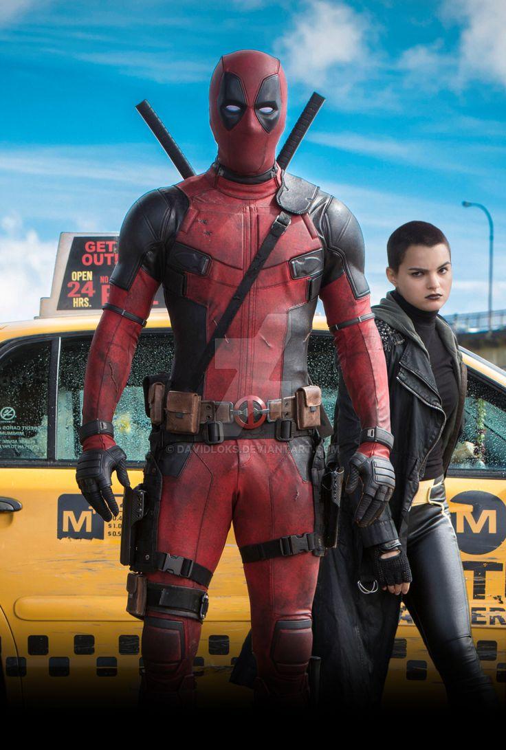 #Deadpool #Fan #Art. (Deadpool Movie, Poster A (FM) By: DavidLoks. (THE * 5 * STÅR * ÅWARD * OF: * AW YEAH, IT'S MAJOR ÅWESOMENESS!!!™)[THANK U 4 PINNING!!!<·><]<©>ÅÅÅ+(OB4E)