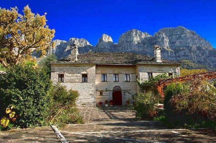 GREECE CHANNEL | #Papigo Village, #Epirus, #Greece ☀️ http://www.greece-channel.com/