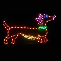 10 best Doxie Lights images on Pinterest | Dachshunds, Christmas ...