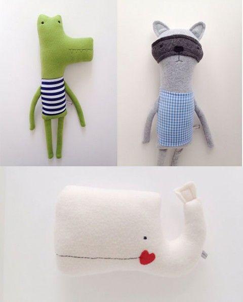 Finkelsteins makes cute toys