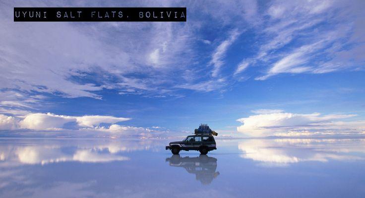 #9 Uyuni Salt Flats, Bolivia