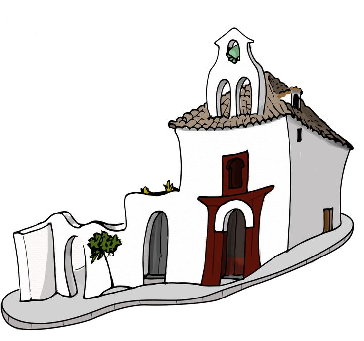 Ermita San Blas, Benaocaz, sierra de Cádiz.
