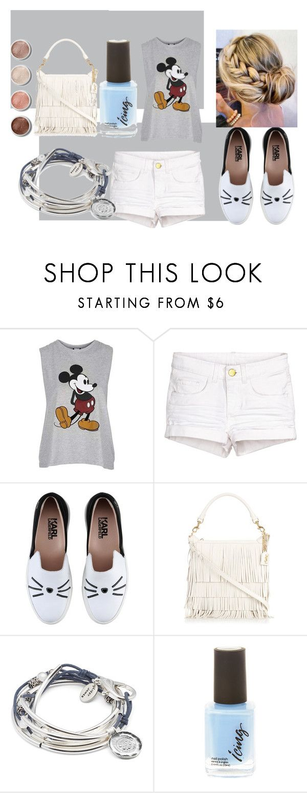"""""""Untitled #202"""" by frupapp on Polyvore featuring Topshop, Karl Lagerfeld, Yves Saint Laurent, Lizzy James and Terre Mère"""