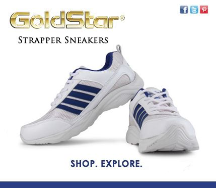 Strapper Sneakers