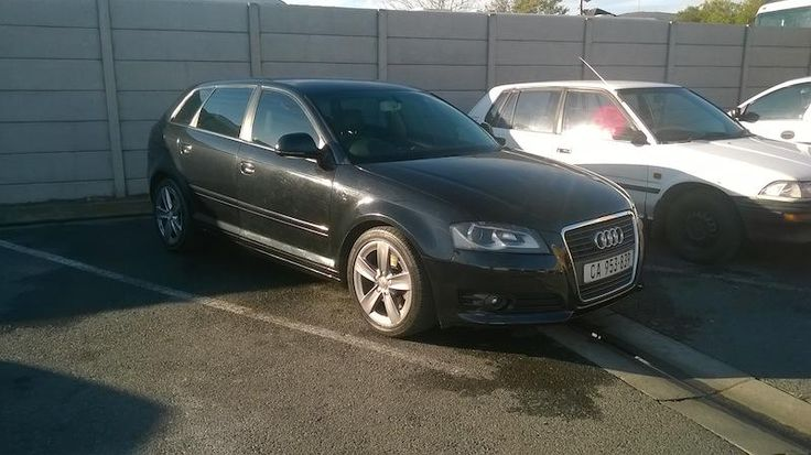 2009 AUDI A3 2.0T FSI FOR ONLY R129995