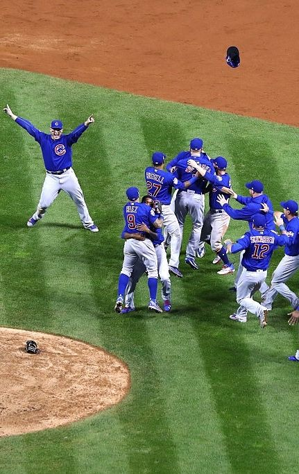Cubs Win//Nov 2,2016 World Series Game 7 at CLE