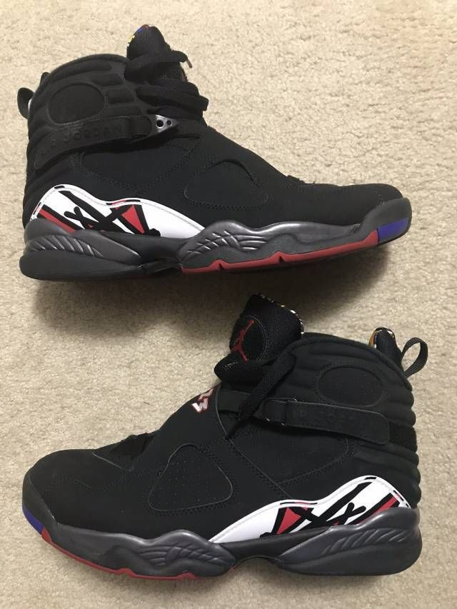Air Jordan 8 playoff Size 13 #fashion
