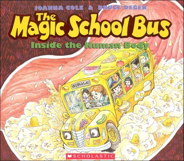 51 Best Images About The Magic School Bus! On Pinterest