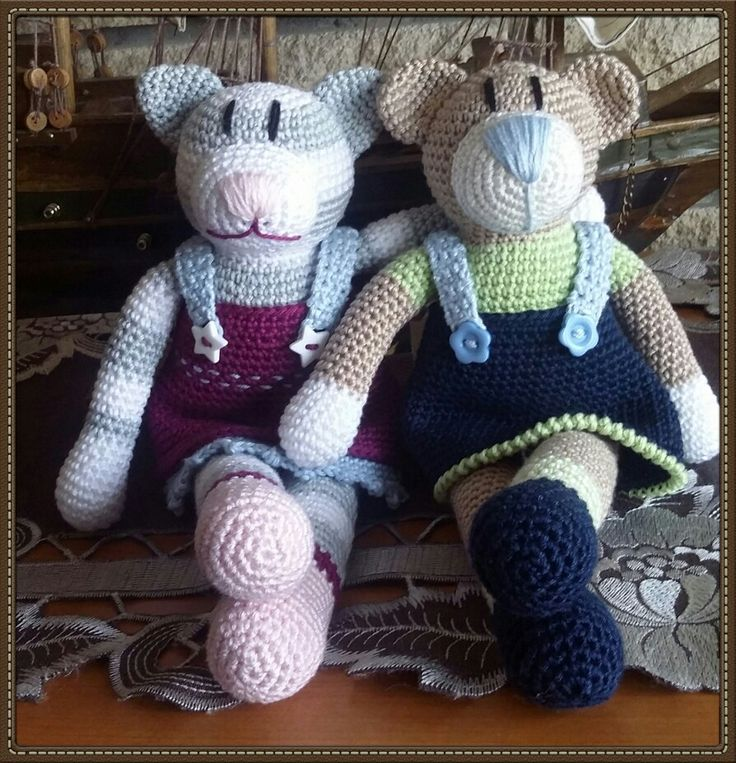 172 best Crochet creatures by Schneckenkind images on Pinterest ...