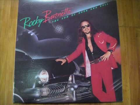"""Rocky Burnette - Tired Of Toein' The Line. 1979 album """"The Son of Rock and Roll"""""""