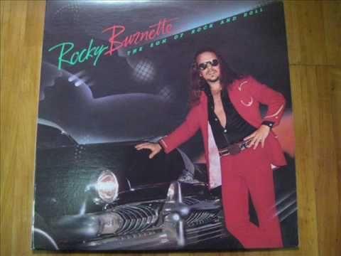 Rocky Burnette _ Tired Of Toein' The Line
