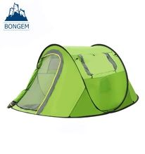 Hot selling colorful factory wholesale waterproof pop up camping tent
