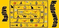 Le rallye Halloween est un grand jeu pour 2 à 18 enfants. Idéal si vous voulez organiser une fête pour votre enfant au mois d'octobre ou que vous travail...