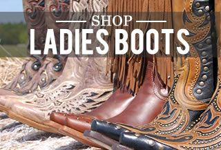 Ladies Boot Love!