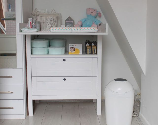 1000 ideas about ikea changing table on pinterest nursery room nursery and airwrap cot bumper. Black Bedroom Furniture Sets. Home Design Ideas