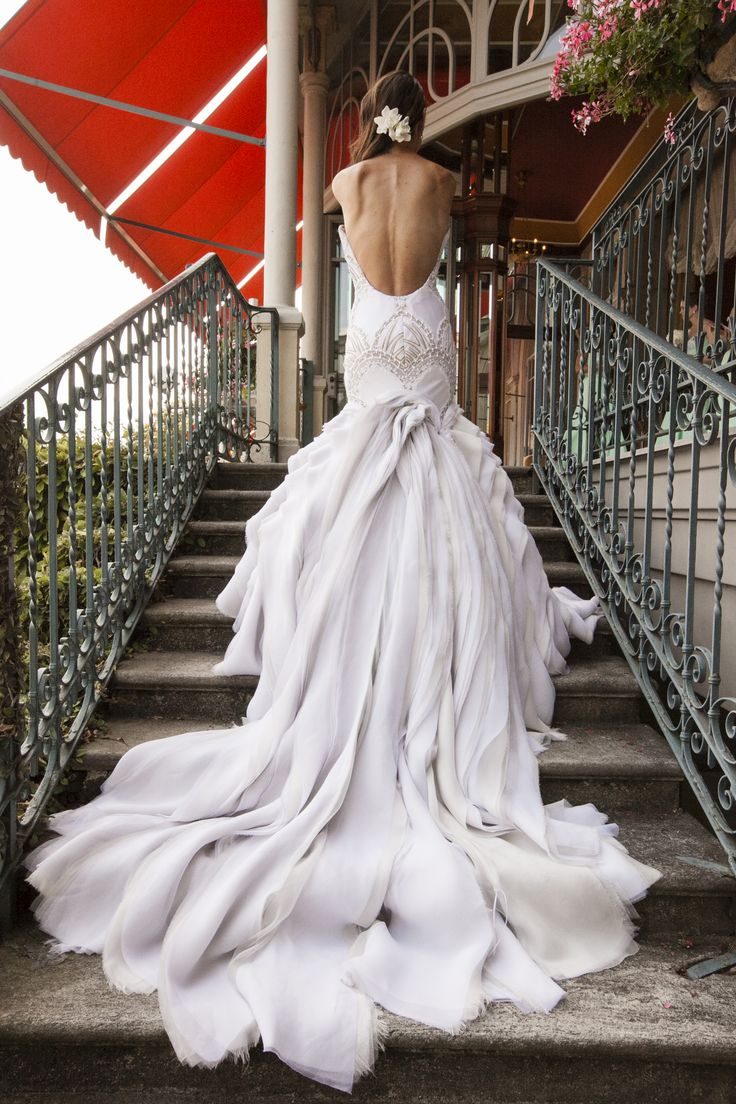 Jaton Couture Custom Gown