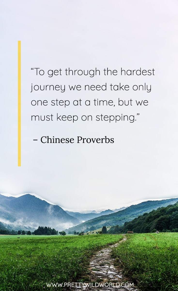 Best Journey Quotes: Top 3 Quotes About Journey and Destination