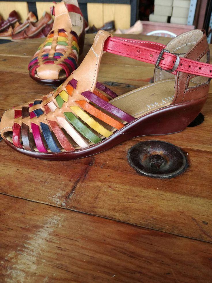 Huaraches for women, Mexican huaraches, mexican sandal ...