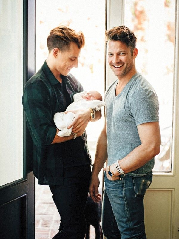 Nate Berkus and Jeremiah Brent on Being Gay Dads in