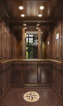 Ascenseur privatif HE série 7 ThyssenKrupp Encasa