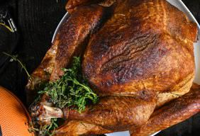Smoked Turkey | Traeger Wood Fired Grills