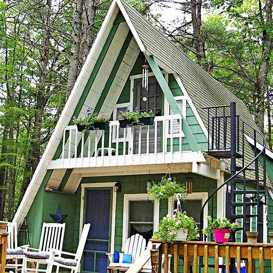 Lake Gray Apartments: 8 Best Grey-Green House Exterior