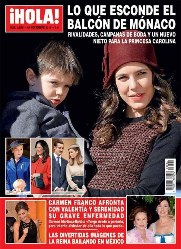El Kiosko Rosa… 22 de noviembre de 2017 revista hola