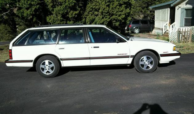 Minty Eurosport 1990 Chevy Celebrity Wagon Chevy Wagon Weird Cars