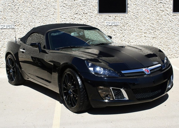 "Ultraleggera 20"" on Saturn Sky Redline -Why, Roger Penske, did you not save Saturn??!!"