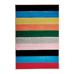 "RANDERUP Rug, low pile $49.99 Product dimensions Length: 6 ' 5 "" Width: 4 ' 4 "" Area: 27.88 sq feet"