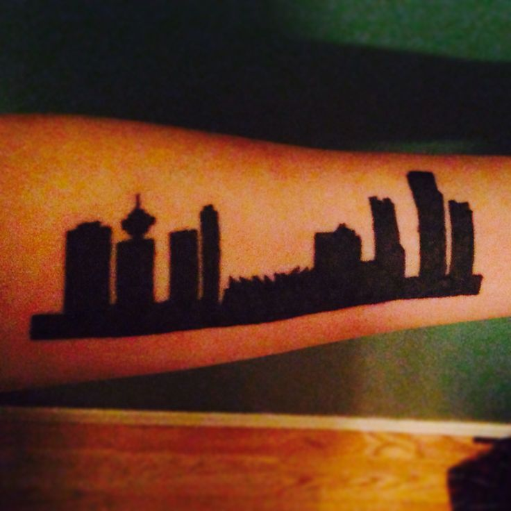Henna Tattoo Vancouver Bc : Best images about vancouver skyline on pinterest