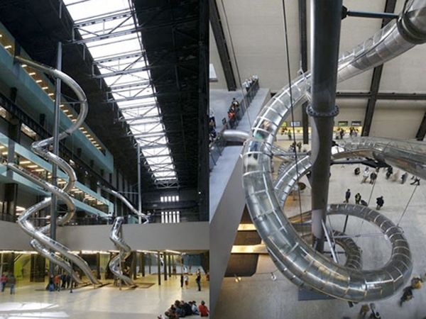 Carsten Höller is Putting a Giant Slide in the New Museum