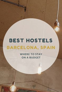 Barcelona, city of Gaudi, is visited by millions of backpackers and vacationers each year. In order to accommodate 8 million annual visitors there are hundreds of hotels, hostels, and short term apartment rentals in Barcelona. So, with so many options on hand, how do you find the best hostels for backpackers and budget travelers in Barcelona? Easy. Read this article!