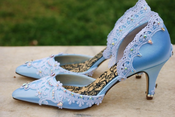 Inexpensive Dyeable Wedding Shoes