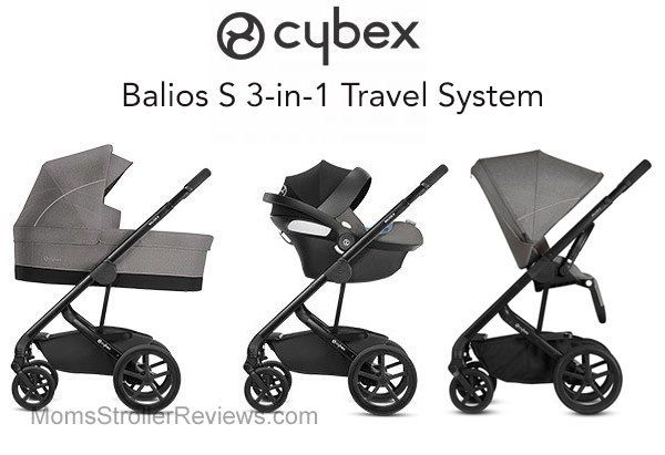 New Cybex Balios S 2019 Stroller Review Cybex Strollers Double
