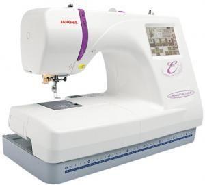 Todo sobre máquinas bordadoras Janome (programas, diseños, manuales, etc.) - LoboSolitario.com
