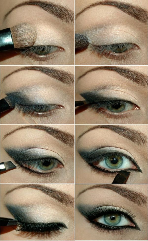 Easy Steps To Achieve A Perfect Winged Eyeshadow Look - My Face Hunter